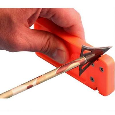 Accusharp Broadhead Sharpener/Wrench Combo Tungste