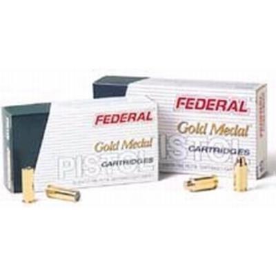 Federal Ammo 30-06 Springfield Sierra MatchKing BTHP 168