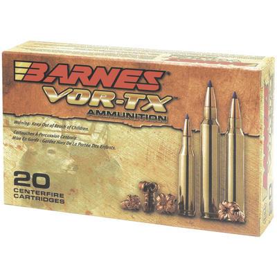 Barnes Ammo Vor-Tx 308 Win (7.62 NATO) 168 Grain TSX Boat ...