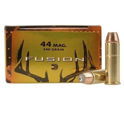 Federal Ammo 44 Special Fusion 240 Grain [F44FS1] | Ammo Freedom