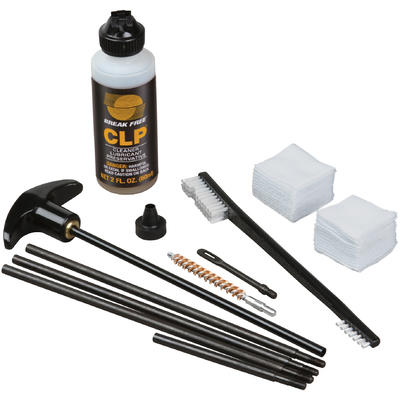 Kleen-Bore Cleaning Kits Rifle w/Steel Rods Cleani