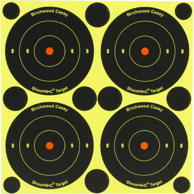 Birchwood Casey Shoot-N-C Targets 15-Pack [34315]