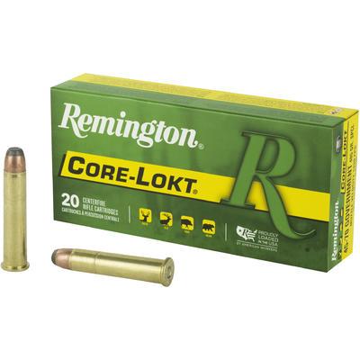 Remington Ammo 45-70 Gov 405 Grain Core-Lokt SP [R4570G