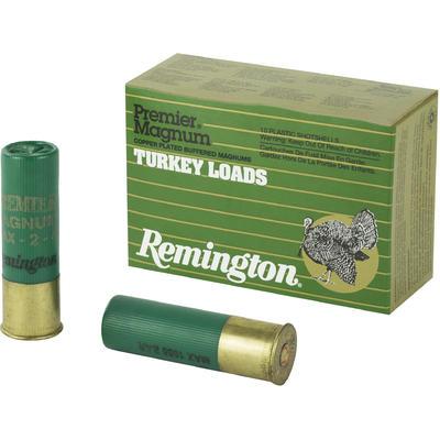 Remington Shotshells Turkey 12 Gauge 3in 2oz #4-Shot Lead