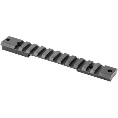 Warne M848//848M 2-Piece Weaver Style Base For Winchester SXR Matte Black Finish