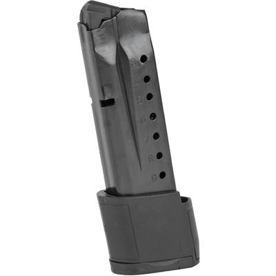 ProMag Magazine S&W Shield 9mm 10 Round Blued