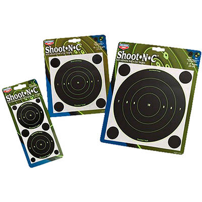 Birchwood Casey Shoot-N-C Targets 25-Pack [34825]