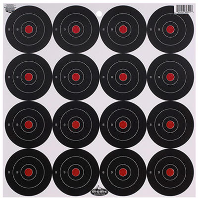 Birchwood Casey Dirty Bird Target 3in 12-Pack [353