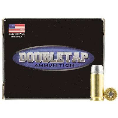 DoubleTap Ammo DT Hunter 40 S&W 200 Grain Hard Cast [40200HC