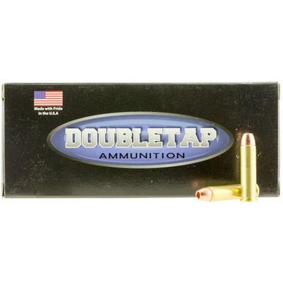 DoubleTap Ammo DT Tactical 327 Federal Magnum 75 Grain Barnes TAC-XP