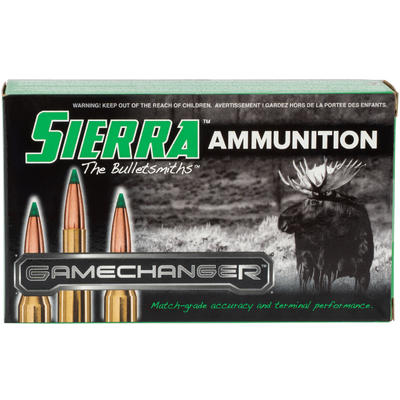 Sierra Ammo GameChanger 300 Win Mag 180 Grain Tipp