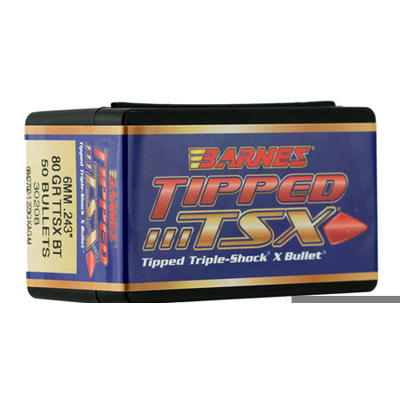 Barnes Reloading Bullets 30 Caliber .308 130 Grain TTSX BT ...