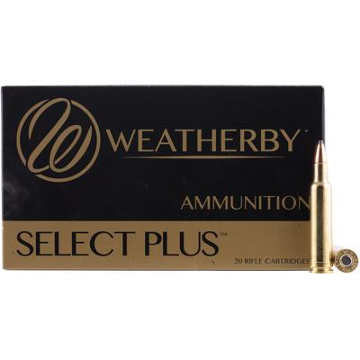 Weatherby Ammo Select 30-378 Weatherby Magnum 200