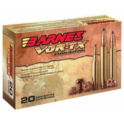 Barnes Ammo Vor-Tx 270 Win 130 Grain TSX Boat Tail [21524 ...