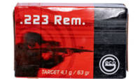 Geco Ammo Express 223 Remington 63 Grain FMJ 50 Ro