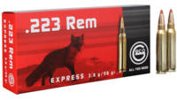 Geco Ammo Express 223 Remington 56 Grain Express T