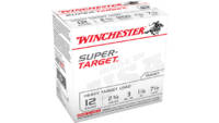 Winchester Shotshells Super Target 12 Gauge 2.75in