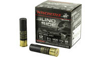 "Win Ammo blind side steel 12 Gauge 3.5"" 1400 1-5/8"