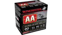 Winchester Shotshells AA Low Recoil Low Noise Targ