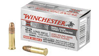 Winchester Rimfire Ammo Super-X .22 Long Rifle (LR
