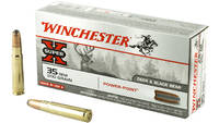 Winchester Ammo Super-X 35 Remington 200 Grain Pow