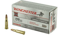 Win Ammo super-x .218 bee 46 Grain jhp 50 Rounds [