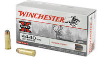 Win Ammo super-x .44-40 win. 200 Grain power point