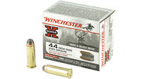 Winchester Ammo Super-X 44 Magnum 240 Grain Hollow