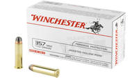 Winchester Ammo Best Value 357 Magnum 110 Grain JH