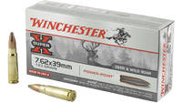 Winchester Ammo Super-X AK-47 7.62x39mm 123 Grain