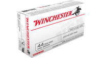 Winchester Ammo Best Value 44 Magnum 240 Grain JSP