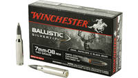 Winchester Ammo Supreme 7mm-08 Remington 140 Grain
