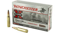 Winchester Ammo Super-X 7mm-08 Remington 140 Grain