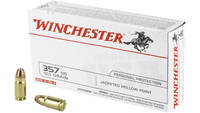 Winchester Ammo Best Value 357 Sig Sauer 125 Grain
