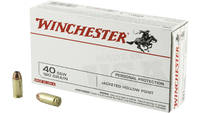 Winchester Ammo Best Value 40 S&W 180 Grain JH