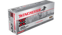 Winchester Ammo Super-X 223 WSSM 64 Grain Power-Po