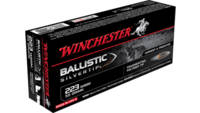 Win Ammo supreme .223 wssm 20 Rounds 55 Grain ball