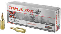 Winchester Ammo Super-X 243 WSSM 100 Grain Power-P