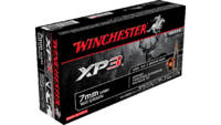Winchester Ammo 7mm WSM Supreme Elite XP3 160 Grai