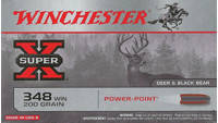 Win Ammo super-x .348 win. 200 Grain power point 2