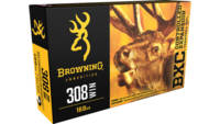 Browning Ammo BXC Controlled Expansion 308 Win (7.