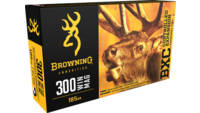 Browning Ammo BXC Controlled Expansion 300 Win Mag