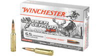 Win Ammo deer season xp 6.5 creedmoor 125 Grain ep