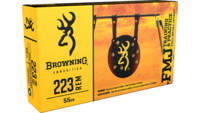 Browning Ammo Training & Practice 223 Rem (5.5