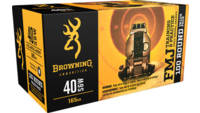 Browning Ammo Training & Practice 40 S&W 1