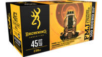 Browning Ammo Training & Practice 45 ACP 230 G