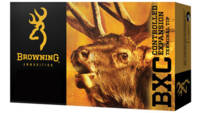 Browning Ammo BXC Controlled Expansion 6.5 Creedmo