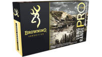 Browning Ammo Long Range Pro 308 Winchester 168 Gr