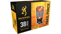 Browning Ammo Trail Force 38 Special Shotshell #9