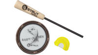 Hunters Specialties Game Call Raspy Old Hen Wild T